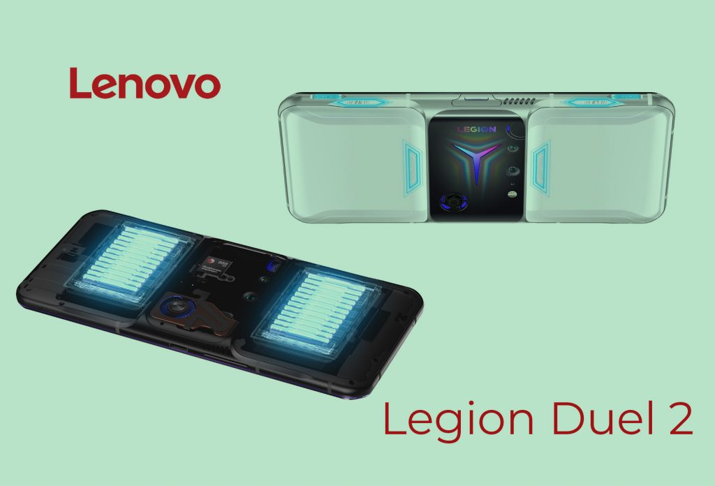Lenovo Legion Duel 2 Gaming Phone With duel fan tech